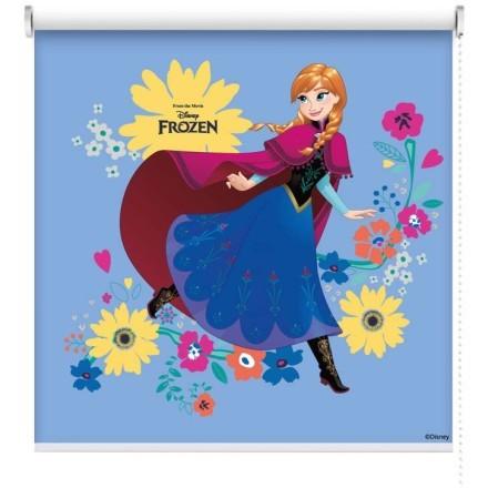 Η Άννα και λουλούδια!