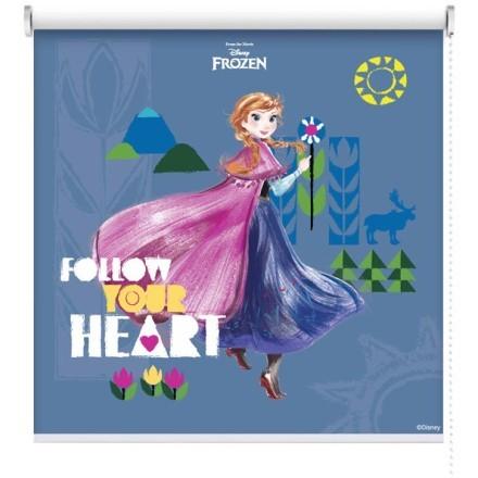 Follow your heart, Frozen!