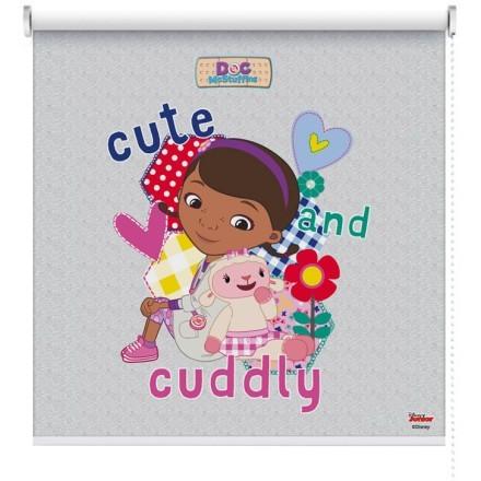 Cute and cuddly, Doc Mc Stuffins
