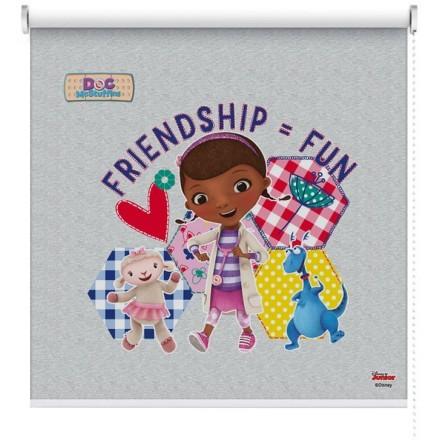 Η φιλία είναι διασκέδαση, Doc MC Sttuffins