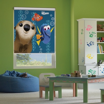 Otter, Nemo and Dory, Finding Dory!