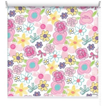 Ροζ μοτίβο με λουλούδια, Πριγκίπισσες!