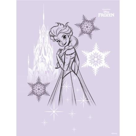 Elsa χαρούμενη, Frozen