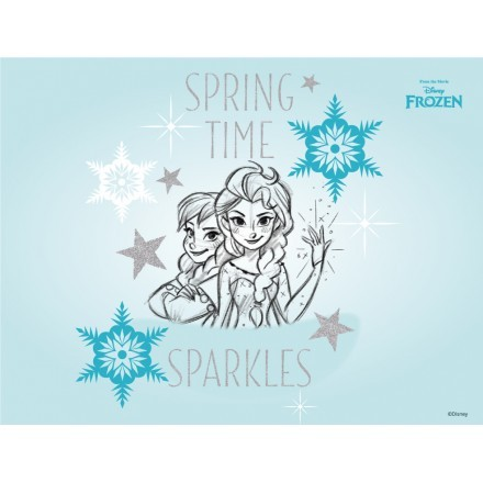 Spring time Sparkles, Frozen