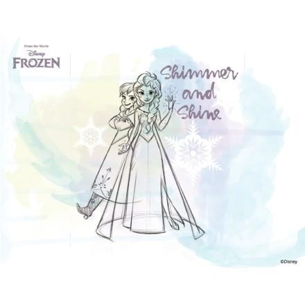 Shine, Frozen