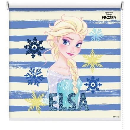 Η Έλσα σε ριγέ μοτίβο!