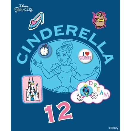 Cinderella, 12 , Princess