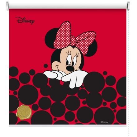 Η Minnie Mouse κρύβεται χαριτωμένα