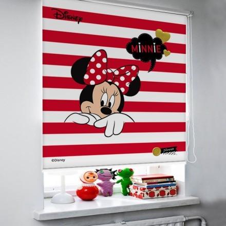 Γλυκιά και χαριτωμένη Minnie Mouse