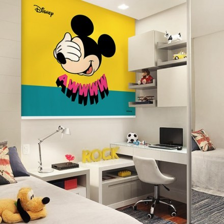 AWWW, Mickey Mouse