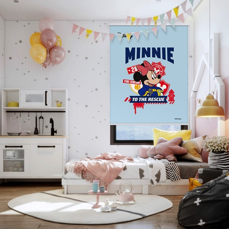 Minnie Mouse to the rescue!