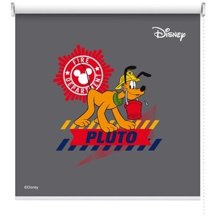 Pluto the rescuer