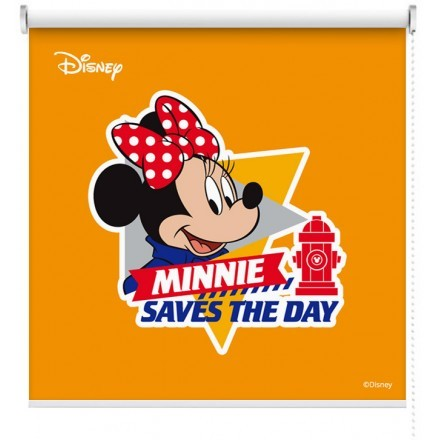 Minnie Mouse saves the day