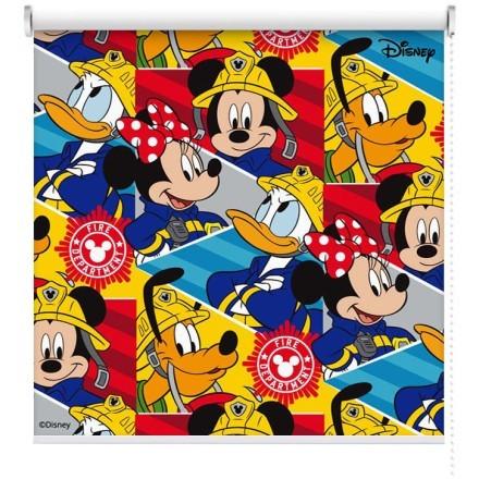Πυροσβεστική ομάδα, Mickey Mouse και η παρέα του