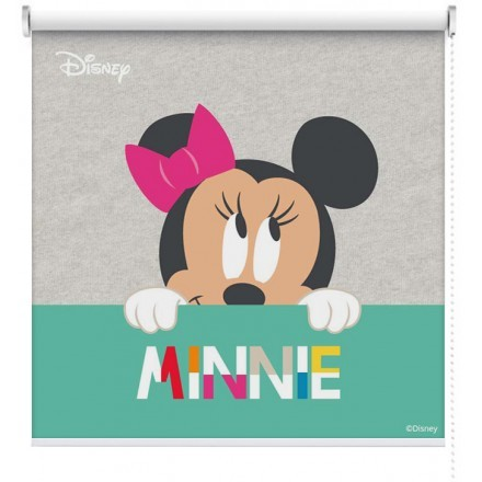 Minnie Mouse is sweet and beautiful