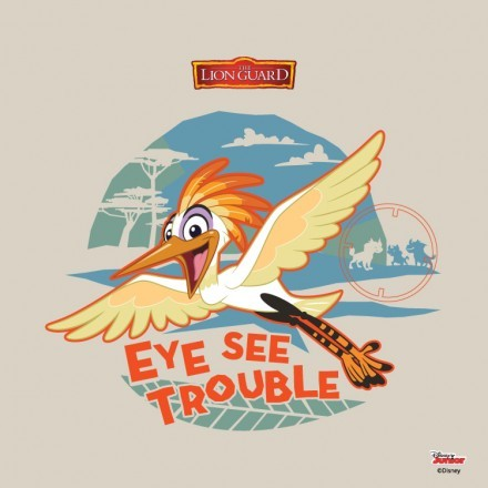 Eye see trouble, Lion Guard