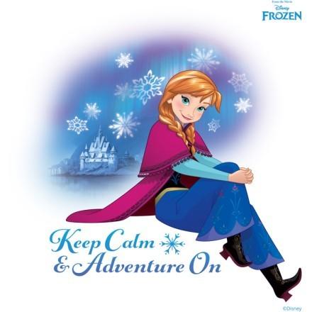 Adventure on, Frozen