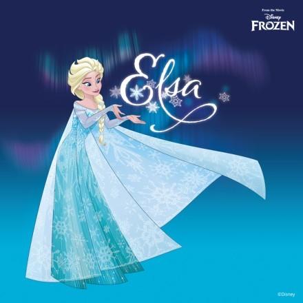 Elsa, Frozen!!!