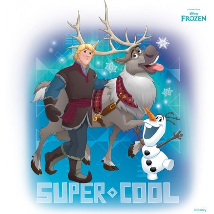 Super cool, Kristoff & Olaf , Frozen