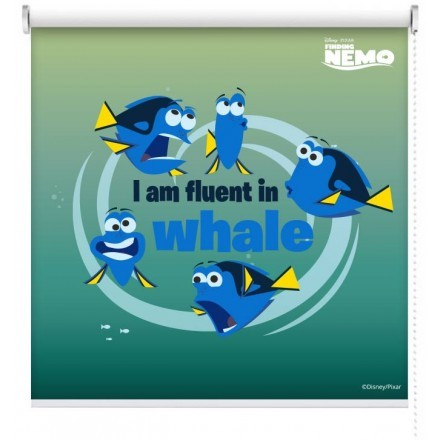 I'm fluent in whale, Finding Dory!