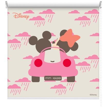 Mickey & Minnie Mouse ερωτευμένοι πάνε βόλτα