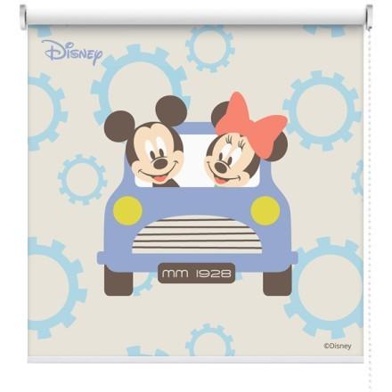 Minnie & Mickey Mouse πάνε βόλτα με το αμάξι