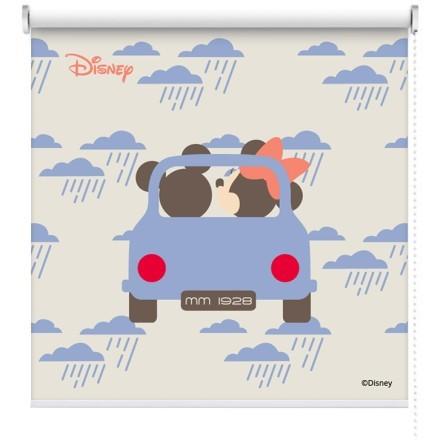 Minnie & Mickey Mouse πάνε βόλτα στη βροχή