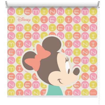 Minnie Mouse με ροζ φόντο!!