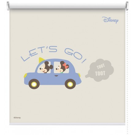 Lets go,Mickey & Minnie Mouse