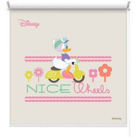 Nice Wheels, Daisy Duck