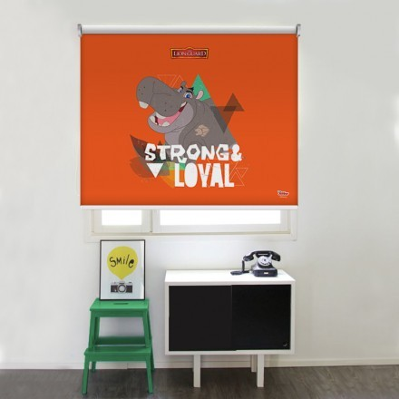 Strong and Loyal, Lion Guard