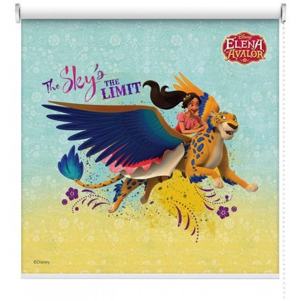 The sley's the limit, Elena of Avalor