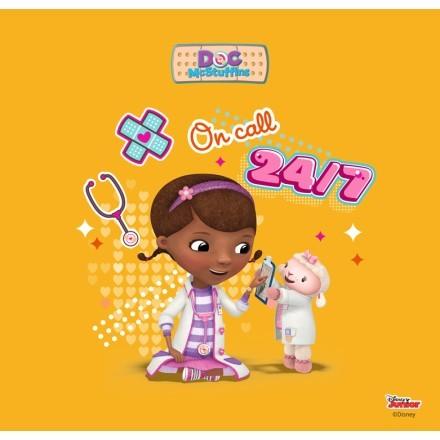 Η Αρνίτσα και η μικρή γιατρός Doc McStuffins