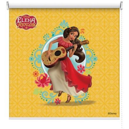 Η Έλενα του Άβαλορ παίζει με την κιθάρα της