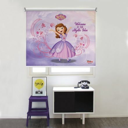 Welcome to the mystic isles, Sofia The First
