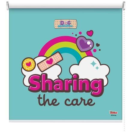 Sharing the care, Doc Mc Stuffins