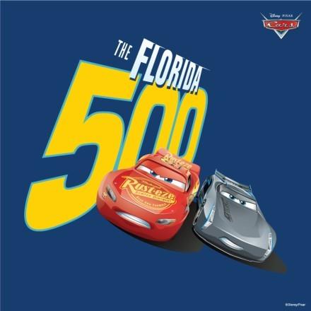 The Florida 500, Cars