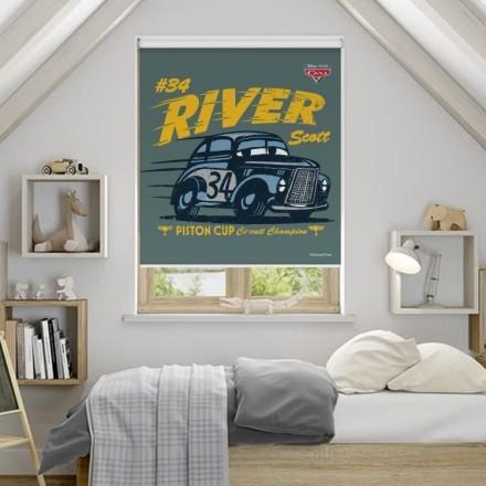 River Scott, Piston Cup!