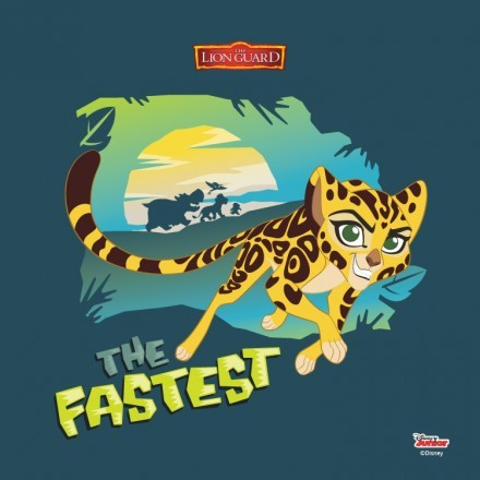 The Faster , Lion Guard