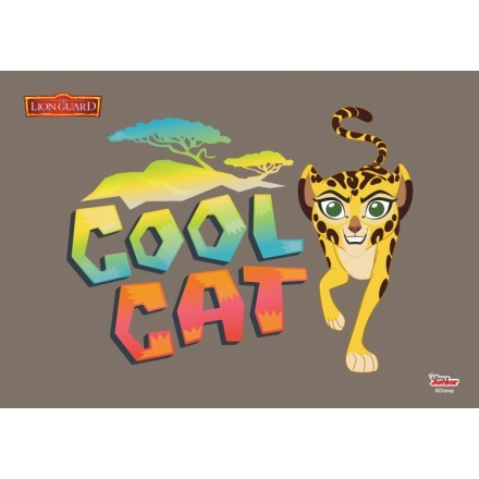 Cool Cat by Lion Guard
