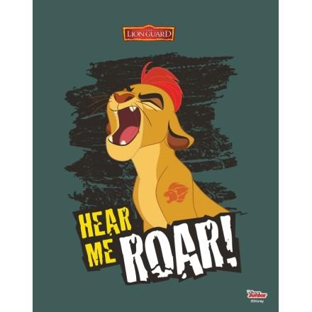 Hear me Roar, Lion Guard