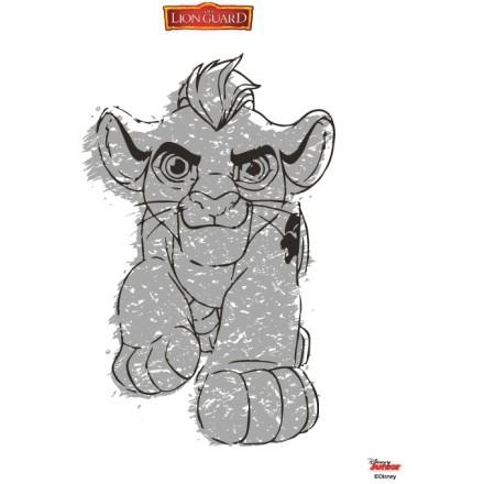 Kion Profile, Lion Guard