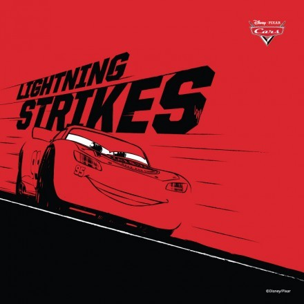 McQueen strikes!