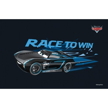 Race to win, Jackson Storm