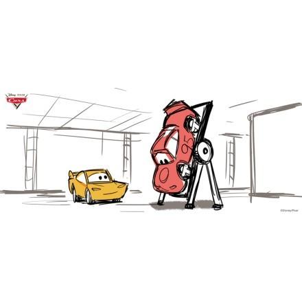 Mcqueen sketch, Cars!
