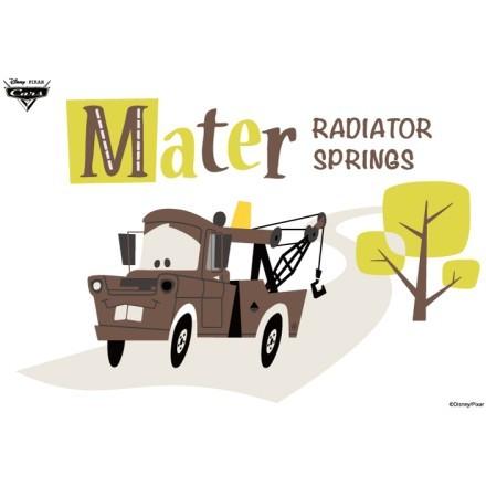 Radiator Springs, Cars