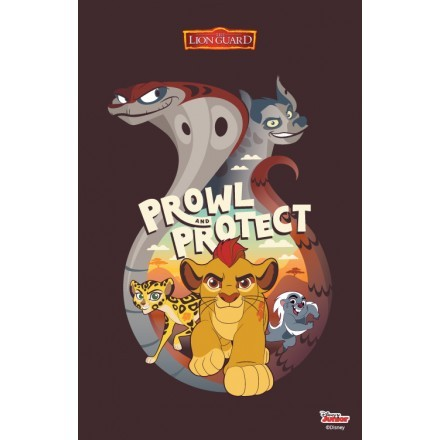 Prowl and Protect, The Lion Guard