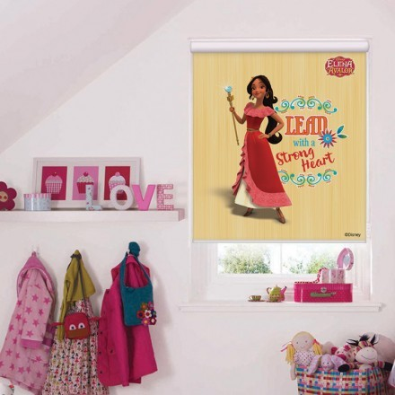 Lead with a strong heart, Elena of Avalor