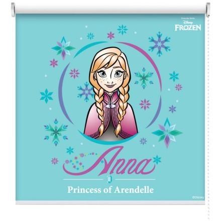 Anna, Princess of Arendelle!