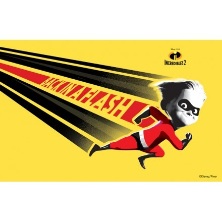 Back in a flash, Incredibles!